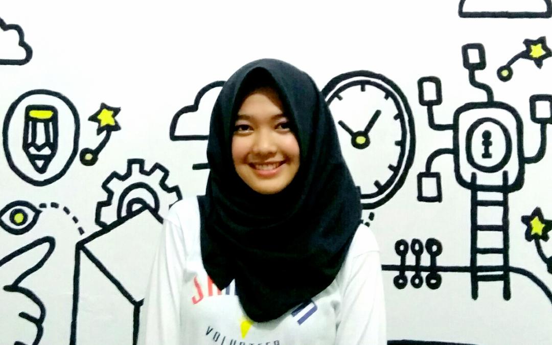 Rizkia Meutia Putri – Community Leader in Lampung