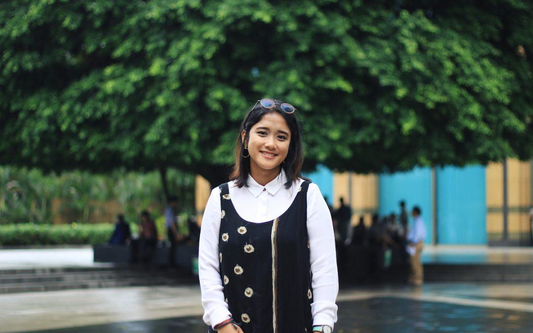 Namira Puspandari of Foundation for International Human Rights Reporting Standards (FIHRRST)
