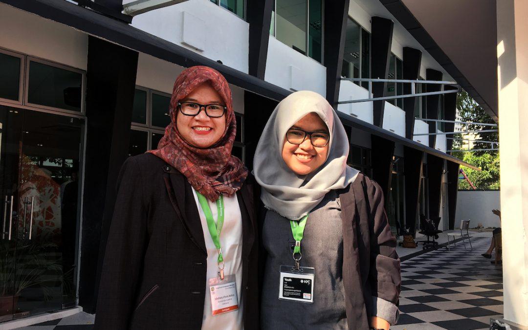 Fany & Okthalia of Wonderlabs Academy