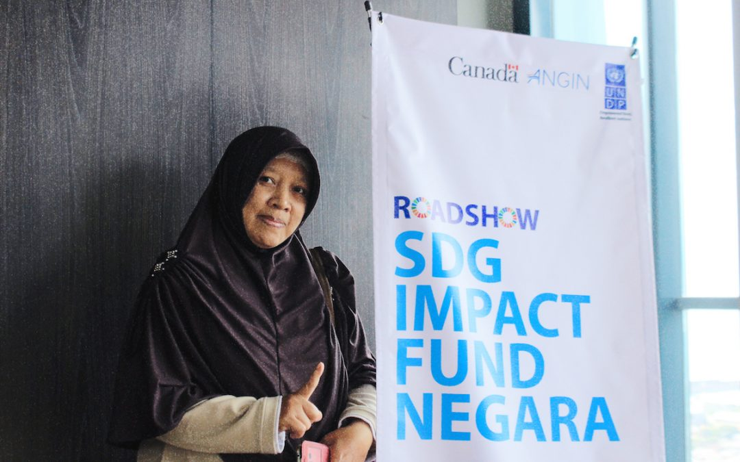 Sunarni Widyastuti of Repong Indonesia