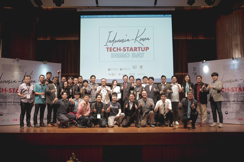 RECAP] Indonesia-Korea Tech Startup Demo Day - Angin ID